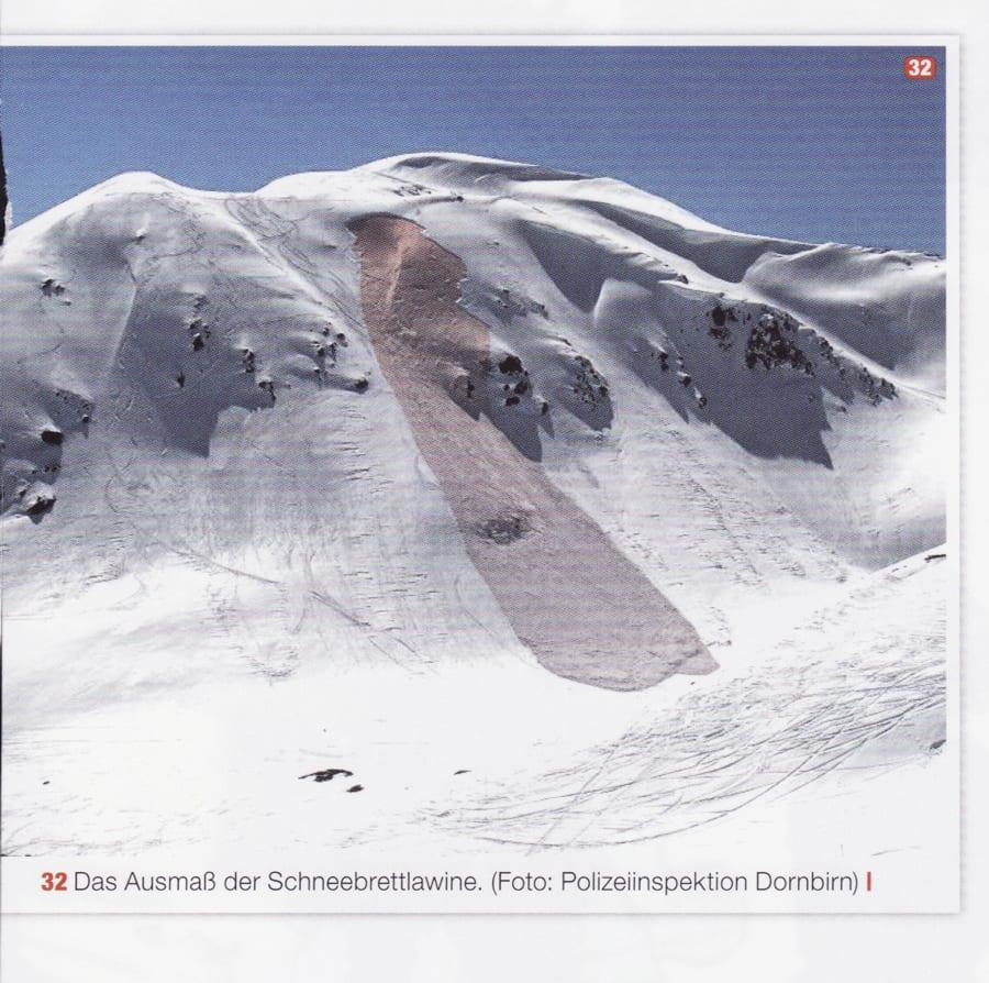 avalanche Stuben maroikopf